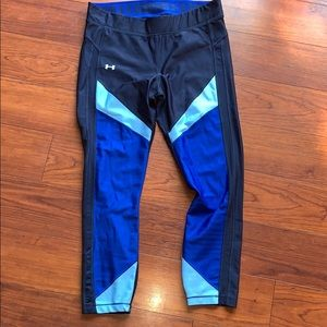 Under Armour Crop Legging